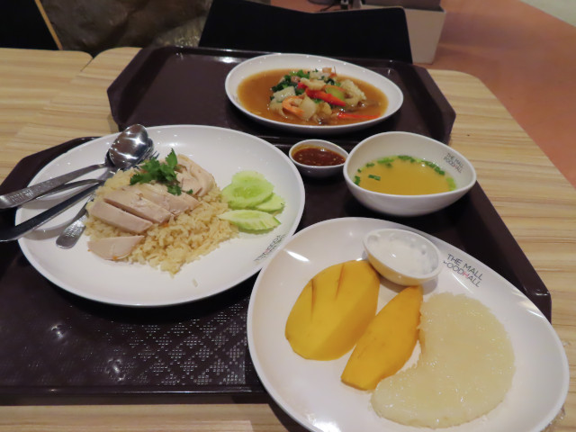呵叻 The Mall Korat Food Court