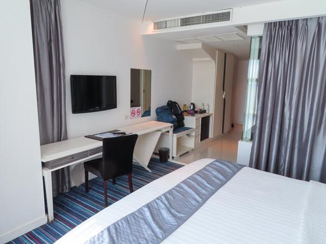 孔敬 孔敬冰川飯店 Glacier Hotel
