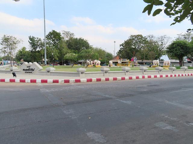 孔敬 Phra Nakhon Si Borirak Monument