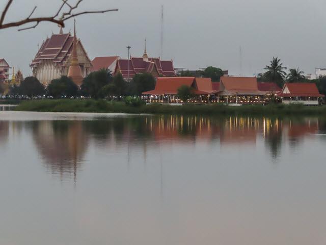 孔敬大湖公園 Wat That