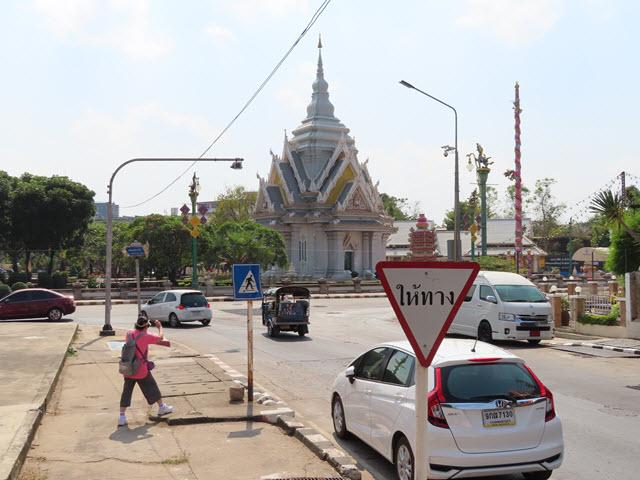 孔敬 Chao Por Lak Muang Khon Kaen Shrine (City Pillar Shrine)
