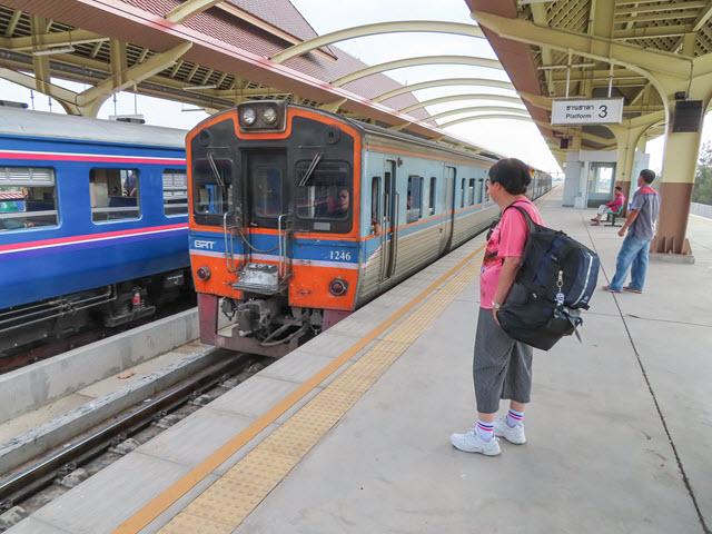 孔敬火車站