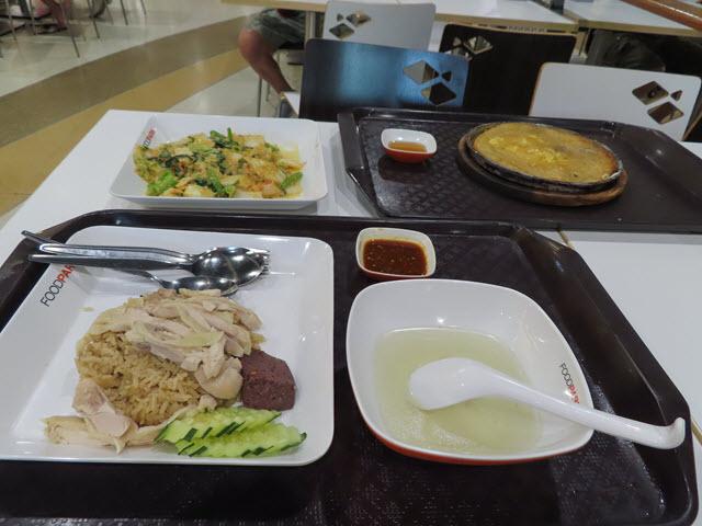 烏隆市中心 Central Plaza Food Park