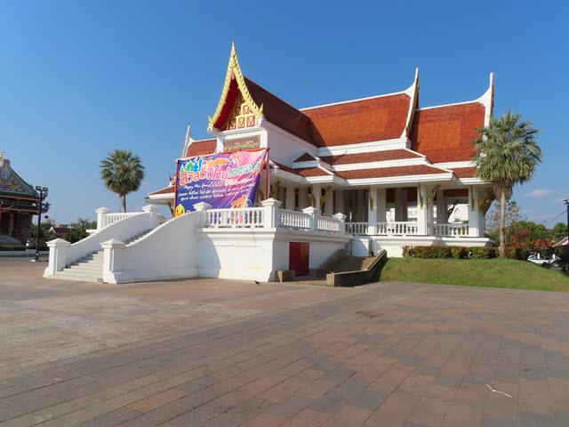 烏隆市 City Pillar Shrine