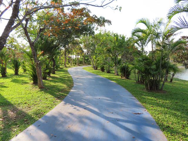 烏隆市 Nong Prajak Park
