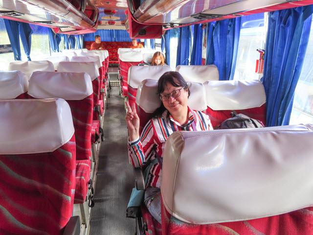 烏隆他尼乘巴士往 沙功那空