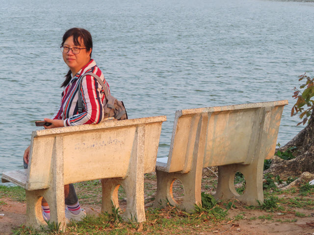 沙功那空 Sakon Nakhon Sa Phang Thong 湖