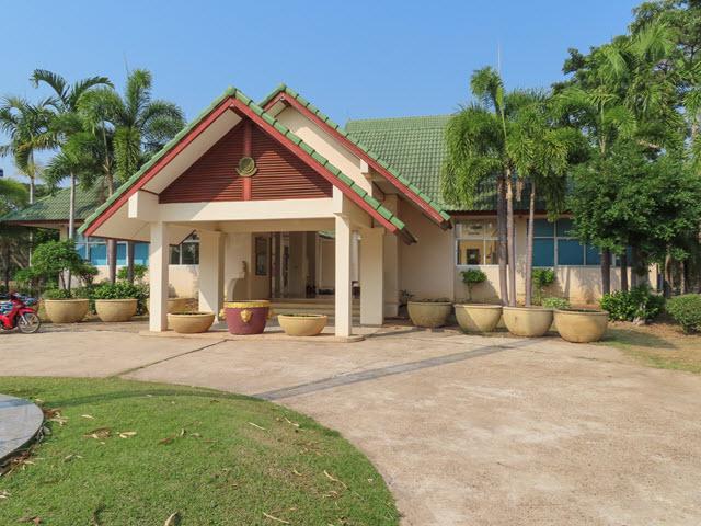 沙功那空 Sakon Nakhon 蓮花湖公園 (Chaloem Phrakiat Lotus Park) 蓮花博物館
