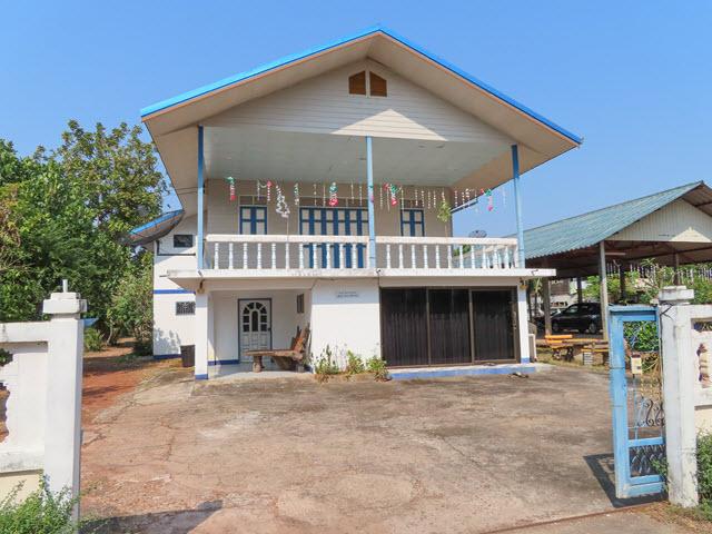 Sakon Nakhon 舊城區村落