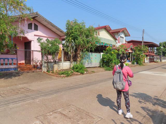 沙功那空 Sakon Nakhon 舊城區 村落
