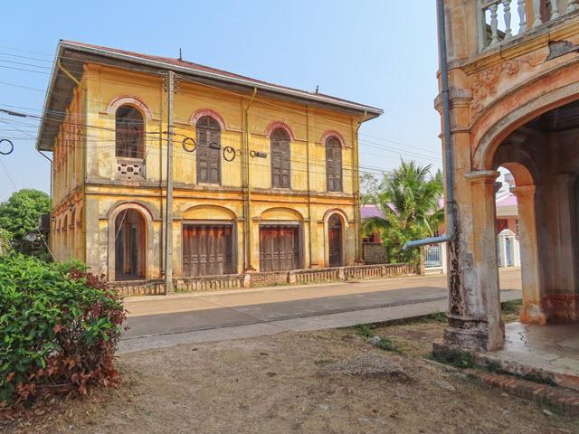 沙功那空 Sakon Nakhon 舊城區 Udomdech Wathana Mansion