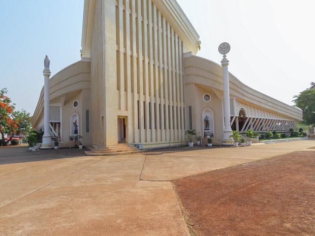 沙功那空 Sakon Nakhon 舊城區 St. Michael's Cathedral 天主教堂
