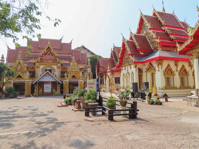 那空拍儂 Nakhon Phanom Wat Okat