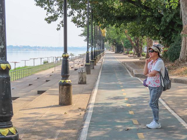 那空拍儂 Nakhon Phanom 湄公河畔 Mekong Walking Street