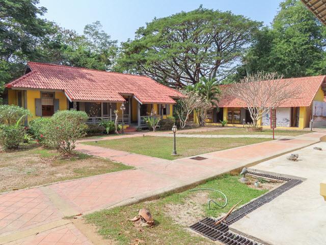 那空拍儂 Nakhon Phanom 湄公河畔 Former Governor's Resident Museum