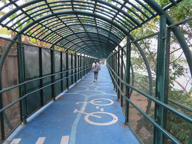那空拍儂 Nakhon Phanom 湄公河畔懸空棧道