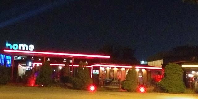 孔敬林隆路 (Ruen Rom Road) 夜市