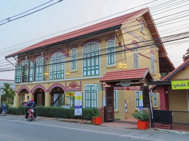那空拍儂 Nakhon Phanom 湄公河畔咖啡廳