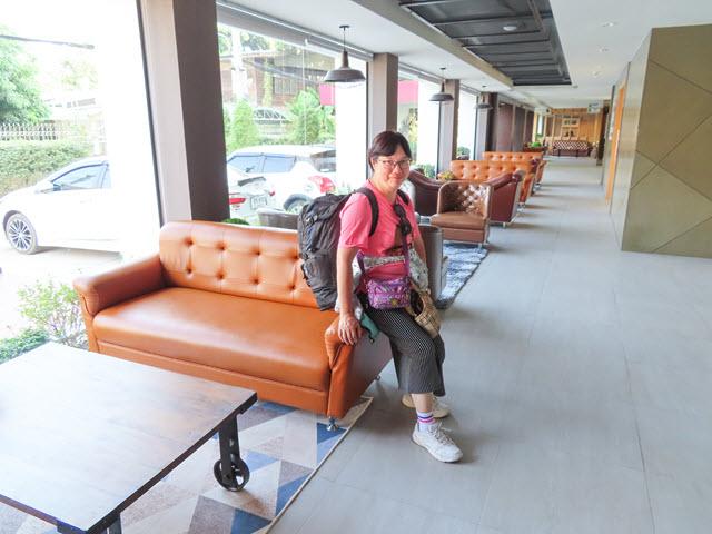 那空拍儂 Nakhon Phanom U- Home Hotel 服務大堂