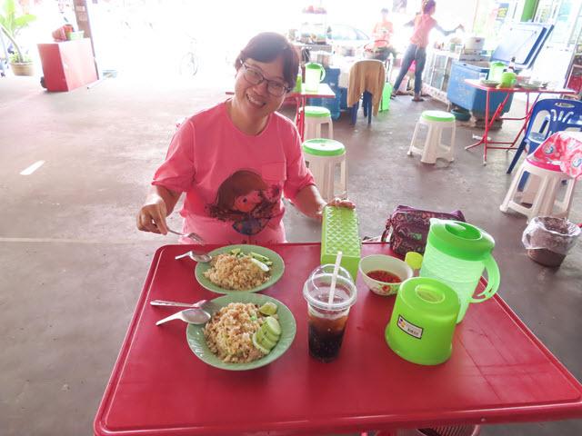 穆達漢 Mukdahan 熟食攤檔
