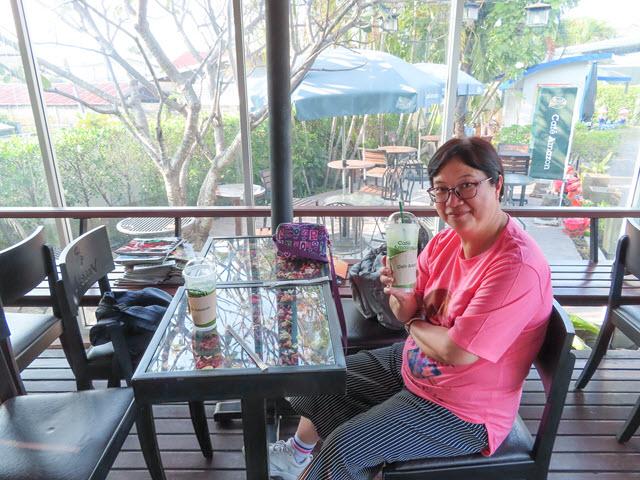 穆達漢 (Mukdahan) Cafe Amazon 咖啡廳