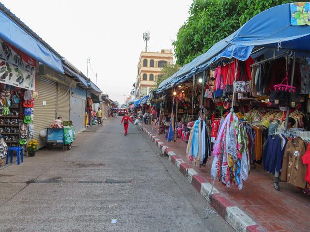 穆達漢 (Mukdahan) Indochina Market