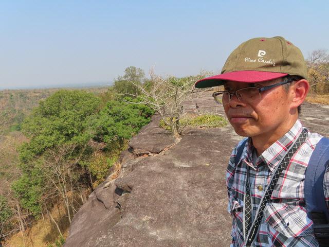 穆達漢 mukdahan Phu Pha Thoep National Park Pha Oot Cliff 峽谷
