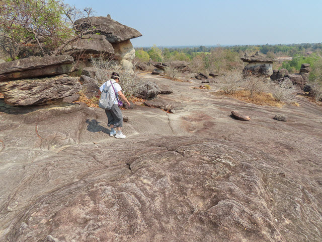 穆達漢 mukdahan Phu Pha Thoep National Park
