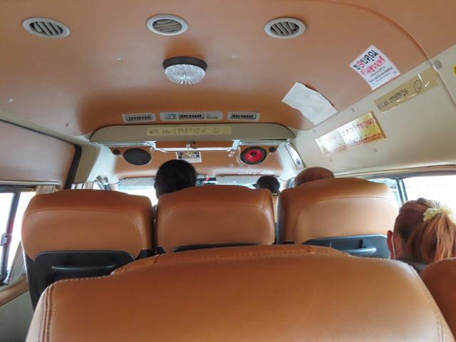 烏汶 Ubon Ratchathani 乘巴士到 Khong Chiam