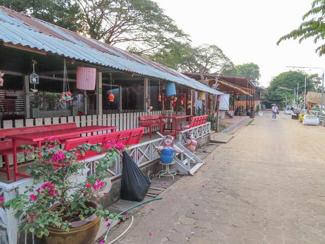 Khong Chiam 湄公河畔餐廳
