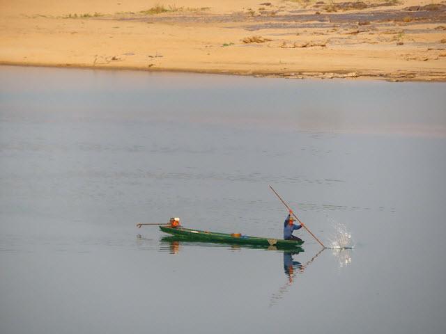 Khong Chiam 湄公河