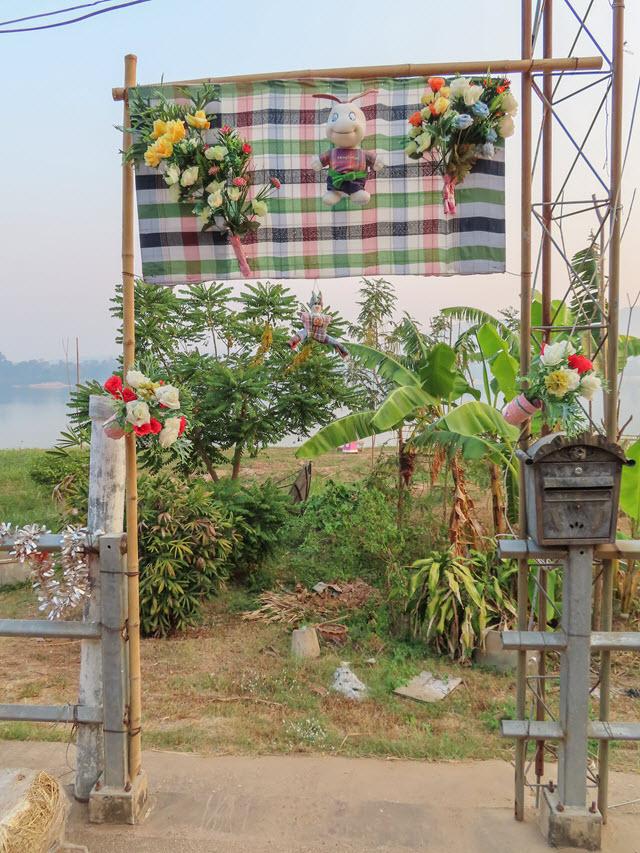 Khong Chiam 湄公河早晨景色
