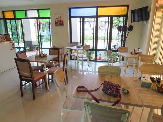 Khong Chiam 班可奈塔瓦旅館 Baan Kieng Tawan 早餐