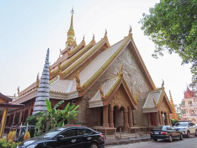 烏汶市 Ubon Ratchathani Wat Maha Wanaram