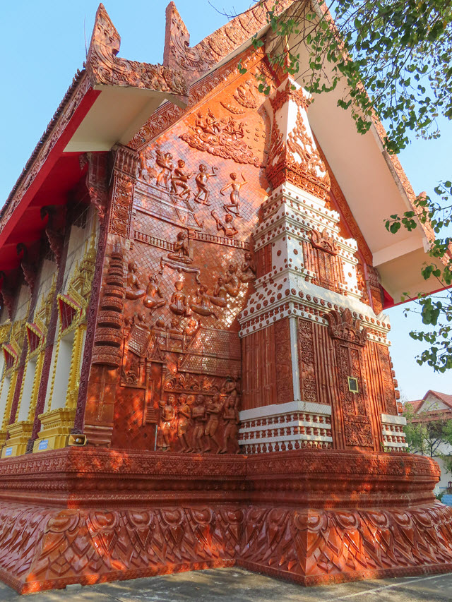 烏汶市 Ubon Ratchathani Wat Si Pradu