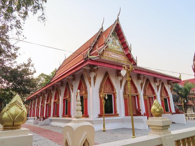 烏汶市 Ubon Ratchathani Wat Phon Phaen