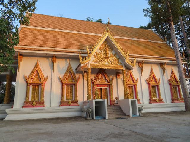 烏汶市 Ubon Ratchathani Wat Thung Si Meuang