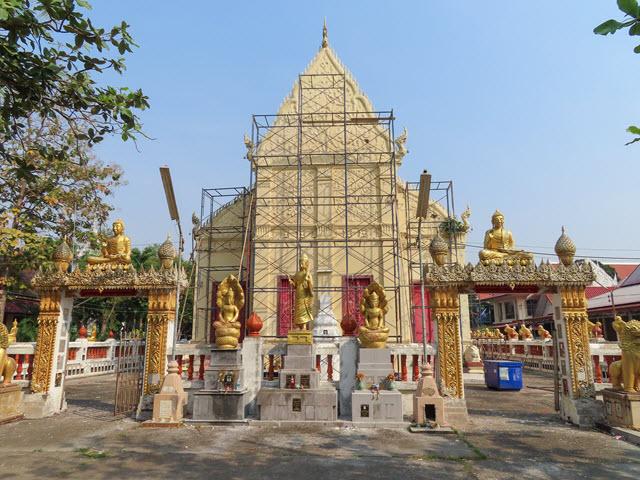 烏汶 Ubon Ratchathani Wat Suthatsanaram