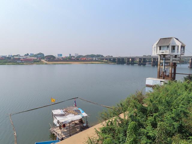 烏汶 Ubon Ratchathani 月河