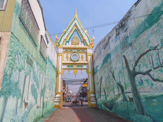 烏汶 Ubon Ratchathani Wat Luang