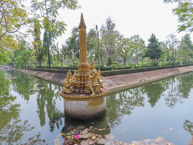烏汶 Ubon Ratchathani Thung Si Muang Park 公園
