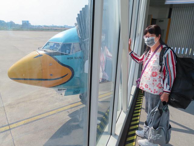烏汶機場 Ubon Ratchathani Airport NOK AIR