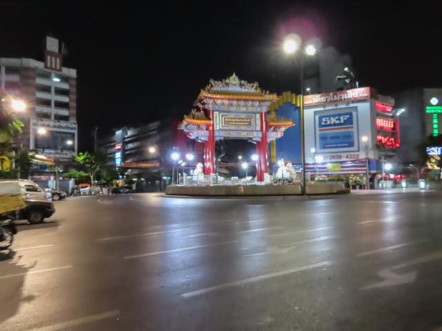 曼谷唐人街 (曼谷中國城)牌樓