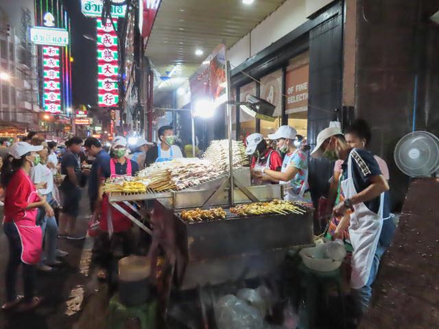 曼谷唐人街 (曼谷中國城)