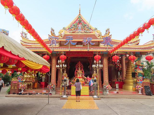 曼谷 慶雲寺