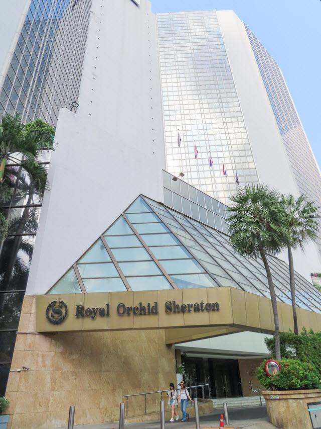 曼谷 Sheraton 酒店