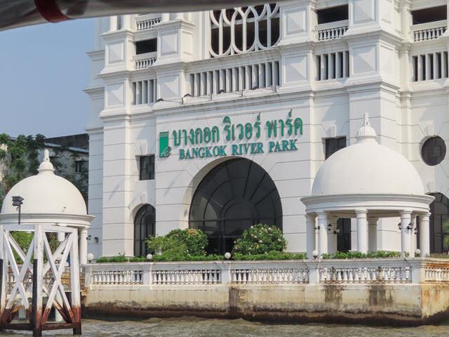 曼谷 昭披耶河 The Chao Phraya River