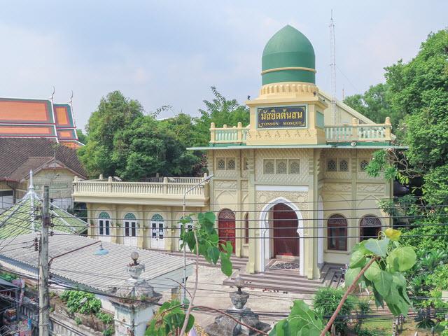 曼谷 Ton Son Mosque 清真寺