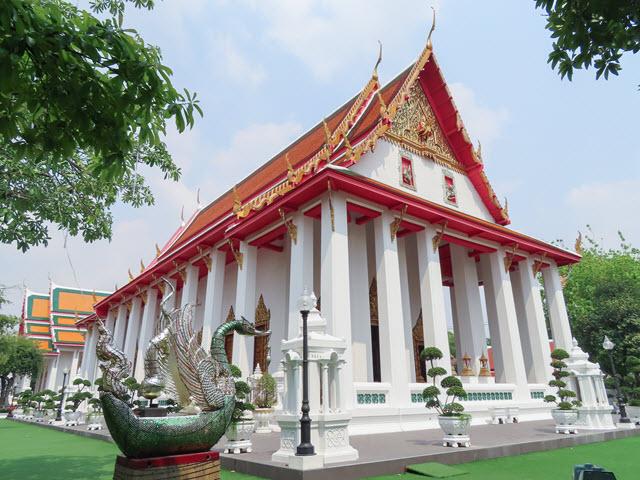 曼谷 Wat Hong Rattanaram Ratchaworawihan