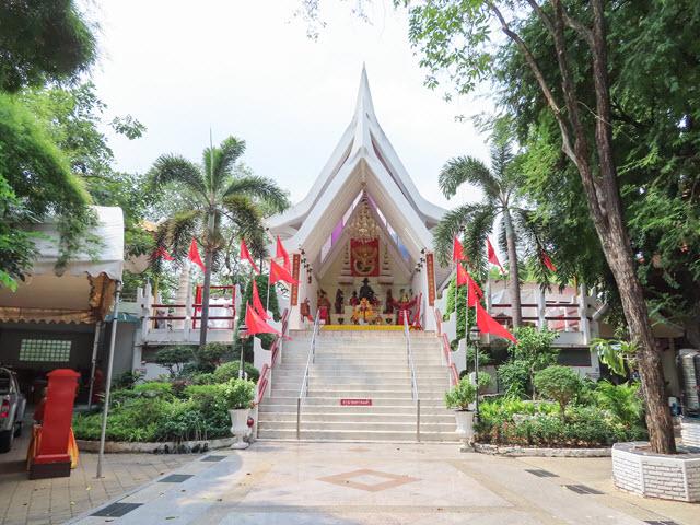 曼谷 The King Taksin Shrine